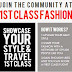 Let Your Fashion Style Get You A Round Trip FIRST CLASS Airline Ticket