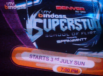 Super Stud on UTV Bindass