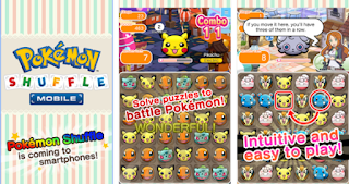 Pokémon Shuffle Mobile v1.5.0 Mod Apk