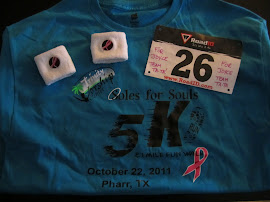 Soles For Souls 5k - Done!