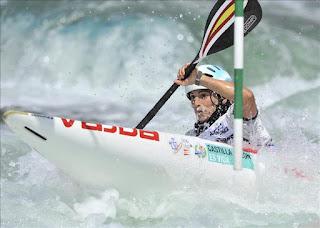 PIRAGUISMO - Maialen Chorraut se ha proclamado por vez primera campeona de Europa de K1