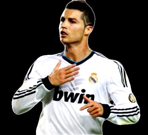 Lucas Moura Messi O Benzema Al Psg: Designer De Boleiro: Cristiano Ronaldo
