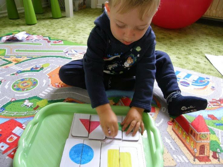 hand made pomůcka, montessori aktivity