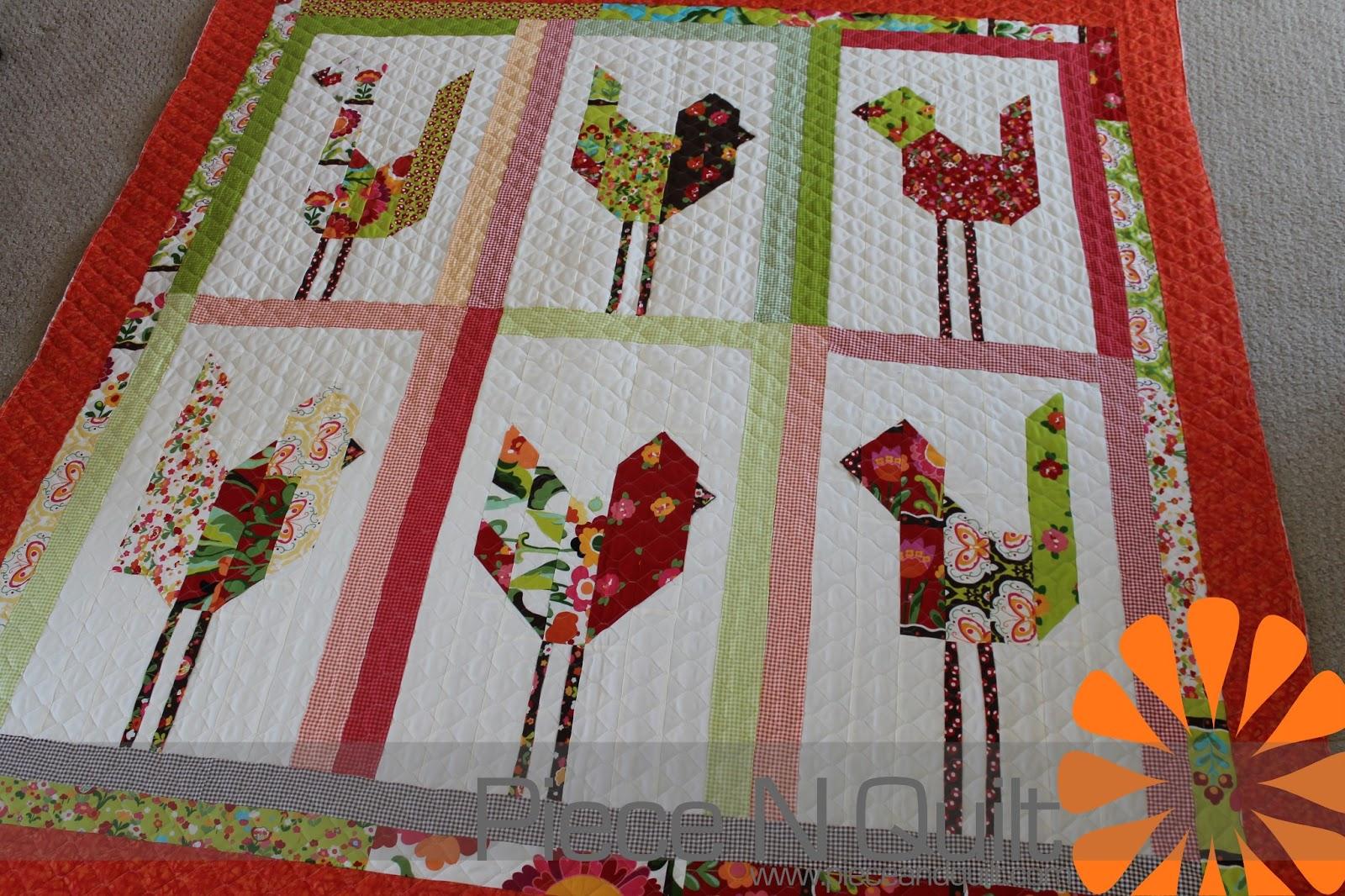Piece N Quilt: Chicken Quilt : chicken quilt block - Adamdwight.com