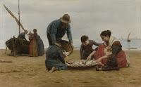 DIONÍS BAIXERAS Familia de pescadores 1883