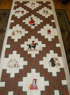 Quilt 1812: War & Piecing: 1812 Reproduction Quilt Show Opens : quilt show manchester nh - Adamdwight.com