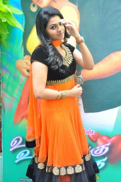 Actress Nanthana Latest Photos In Dress 04