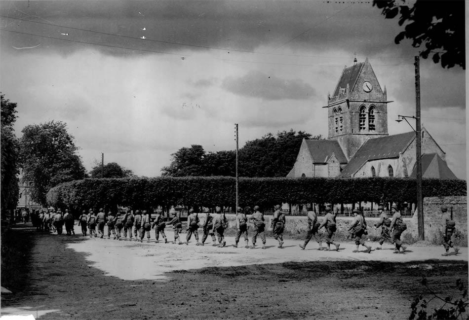 Les nouvelles du front 6 juin 1944 6 juin 2013 6th june 1944 6th june 2013 - Office du tourisme ste mere eglise ...