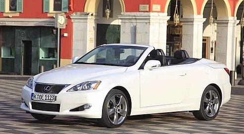 Cho thuê xe Lexus IS250 - Đức Vinh Trans