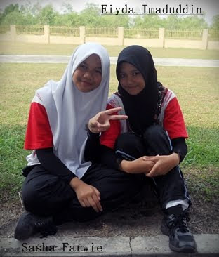 Fav pic..=) with my lovely Eiyda =)