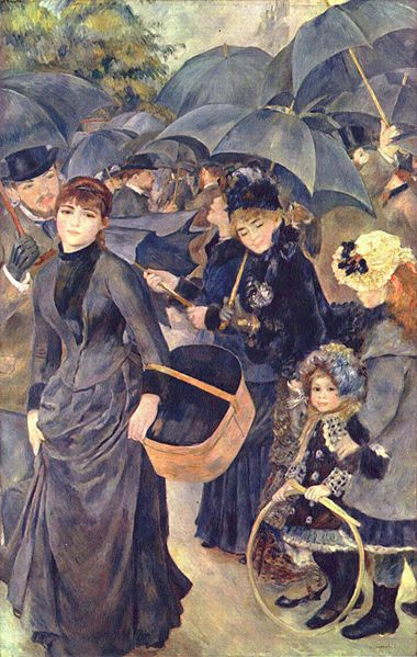 Suzanne Valadon, The woman on the left