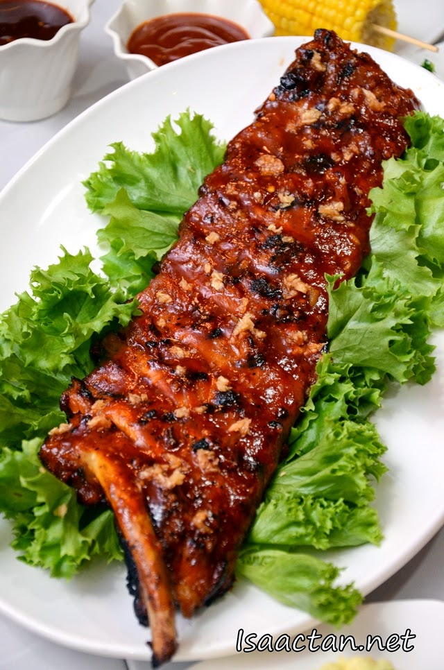"Chicago Rib House ""Feast On Ribs"" Father's Day Promotion"