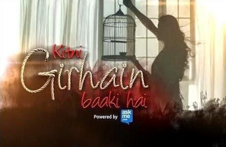'Kitni Girhain Baqi Hain' Zindagi Tv Show wiki  Title Song  Story  Star-Cast  Promo  Timings