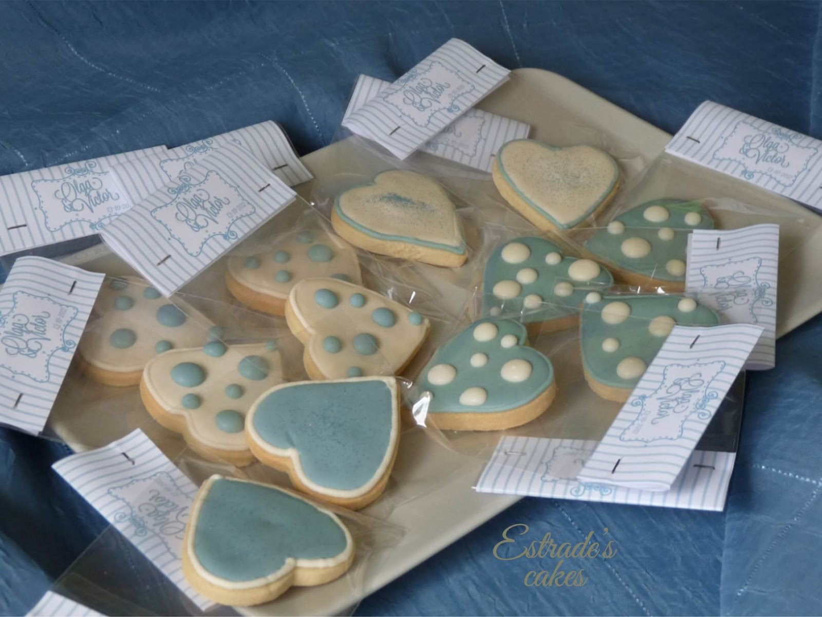 galletas de boda con glasa - 3