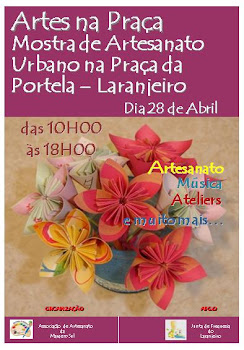 Artes na Praça - Laranjeiro