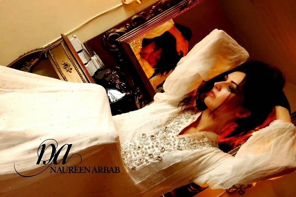 Naureen Arbab Clothing Designer Suit Collection