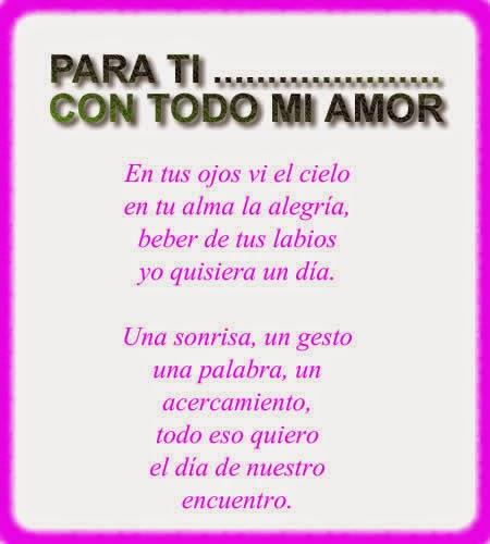 Versos romanticos para conquistar | Mensajes de amor