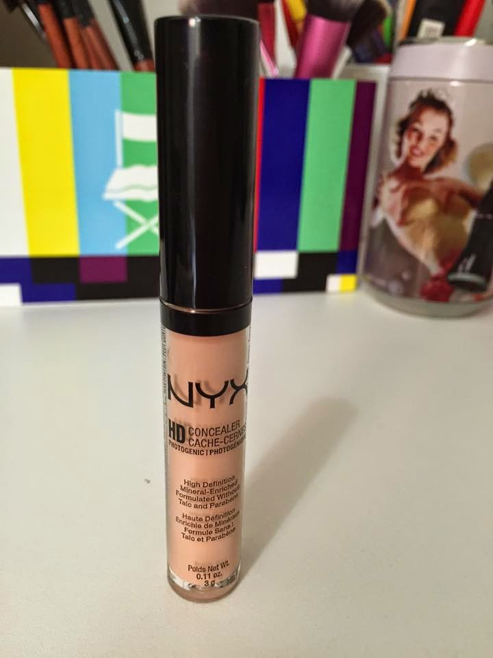Blogoosferando nyx concealer wand light - Nyx concealer wand light ...