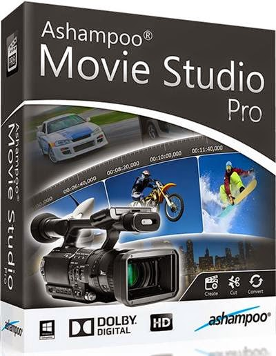 Ashampoo Movie Studio Pro v1.0.7.1 DC 16.04.2014 portable