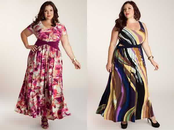 August 2015 bridal fashion trend for Plus size guest of wedding dresses