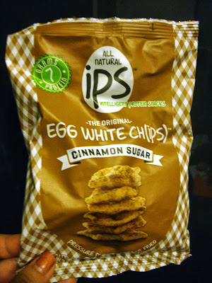 Ips Egg White Chips Review