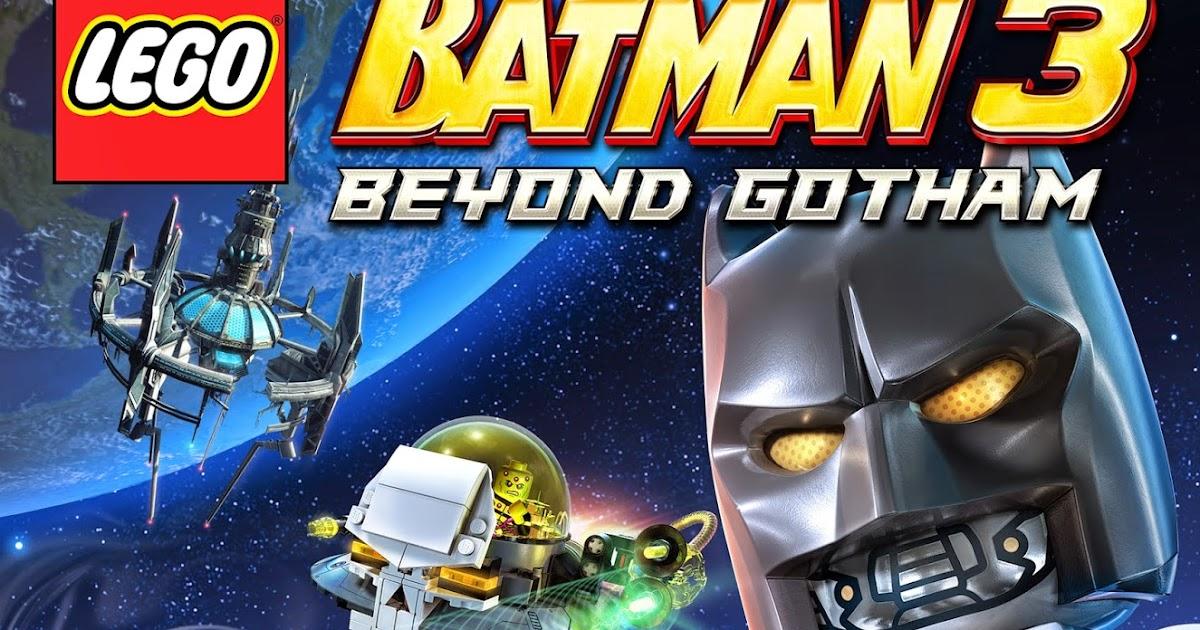 LEGO Batman 3 Beyond Gotham Free Download PC Games Full Version