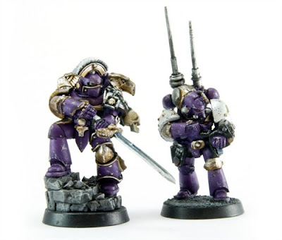Forge World Space Marines