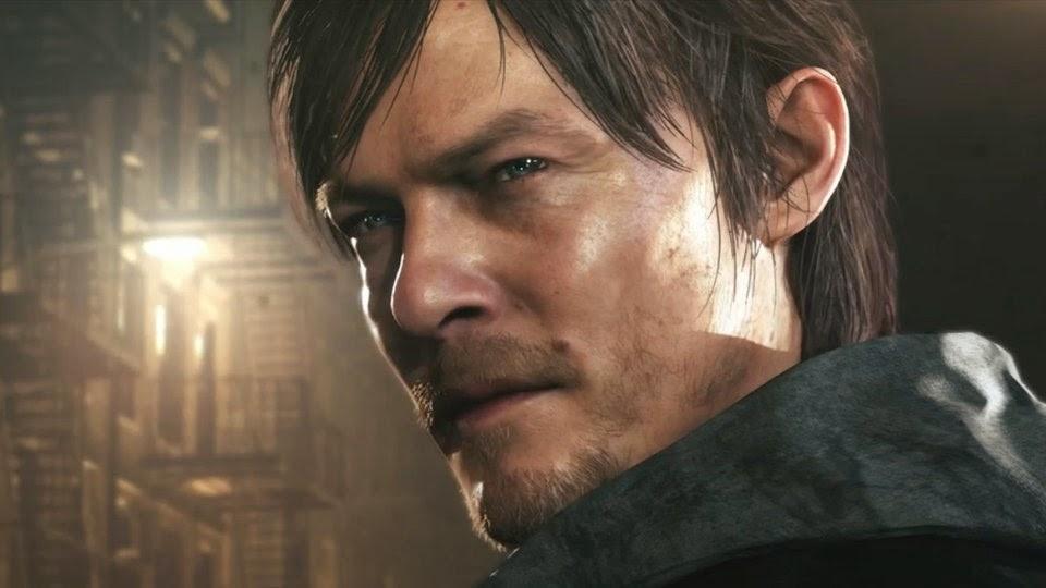 Silent Hills 2014 Gamescom Kojima Konami