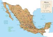 Mapas de Mexico. Publicado por . en 14:26 mexico mapa