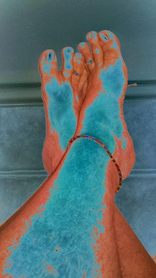 The Wizard's Foot Art