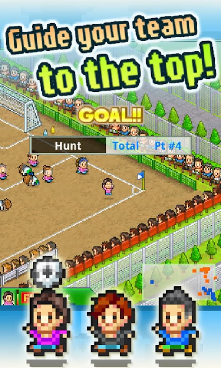 صورة من لعبة Pocket League Story للاندرويد