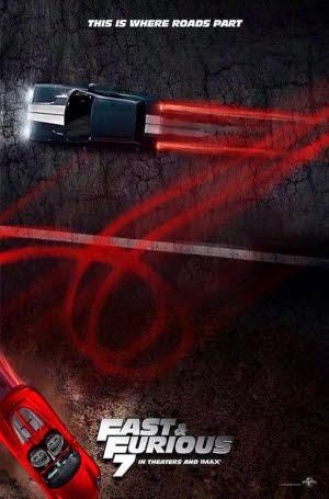 Furious 7: Teaser Poster