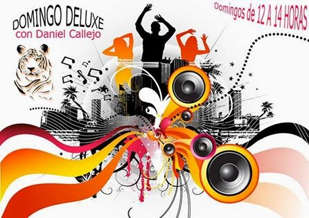 "PROGRAMA:""DOMINGO DE LUXE""(CON DANI CALLEJO"""