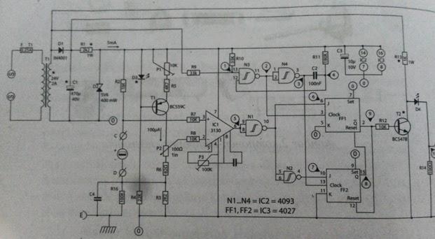 Komponen Elektronika dalam bentuk simbol dan lambang