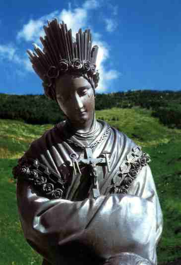 Novena To Our Lady Of Lasalette Fourth Day 2014
