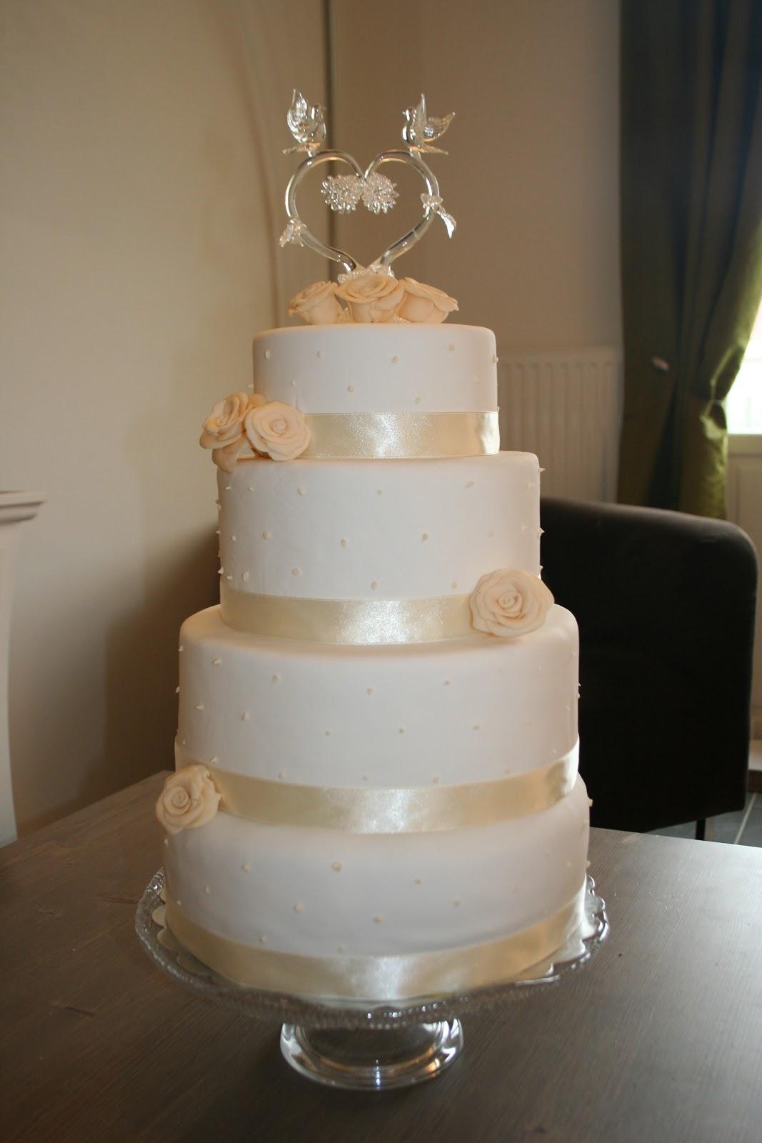 Quel Gout Pour Un Wedding Cake