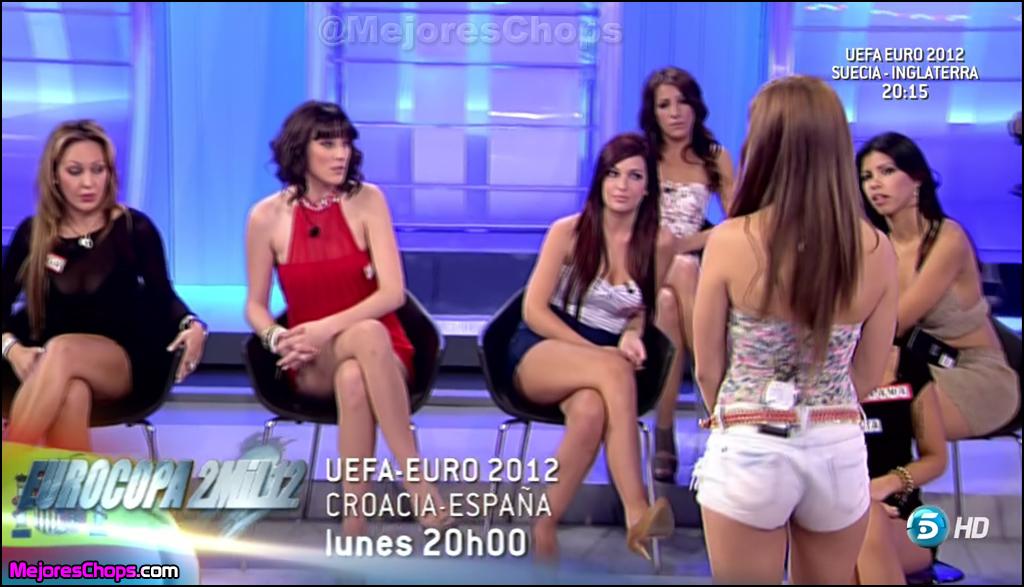 Culo Gala Mujeres Y Hombres Short