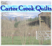 My Business - Carter Creek Quilts.  It's where I sell patterns, spool pin doilies, quilts.