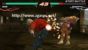 Tekken 6 ISO PSP For PC Full Version Free Download ZGASPC