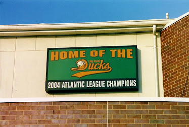 Long Island Ducks ~ Atlantic League