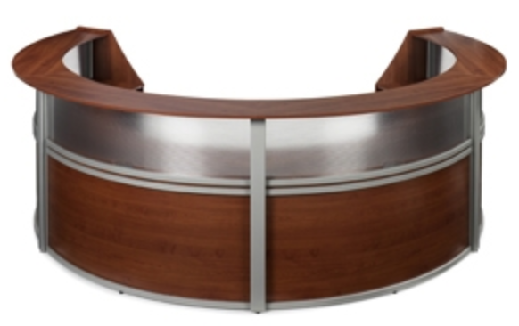 Office Anything Furniture Blog: Reception Furniture Showcase: 10 Modern Reception Desks That Rock