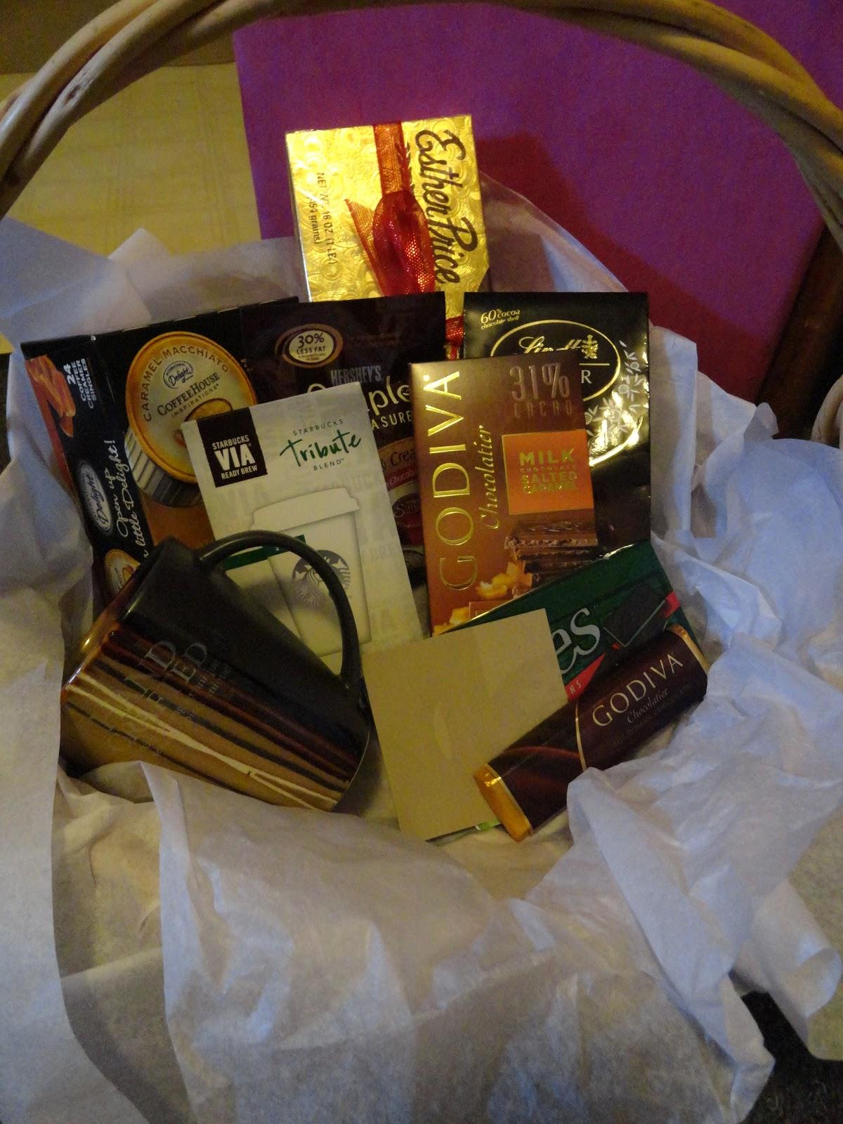 Grow And Enjoy Fundraising Raffle Baskets