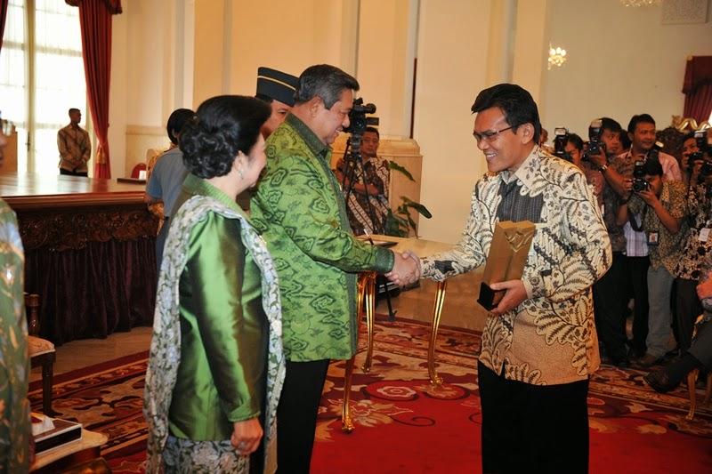 Penghargaan Adipura oleh Presiden Susilo Bambang Yudhoyono