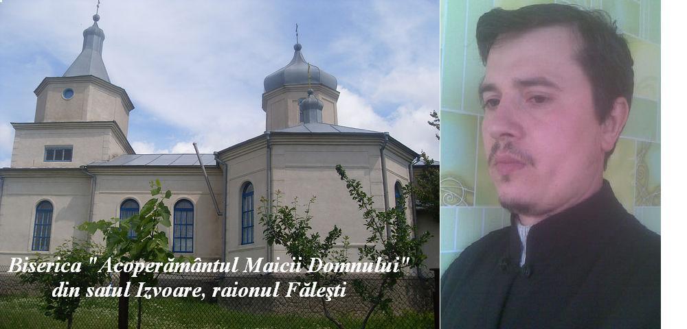 Parohia sub acoperemântul Maicii Domnului din satul Izvoare, raionul Făleşti