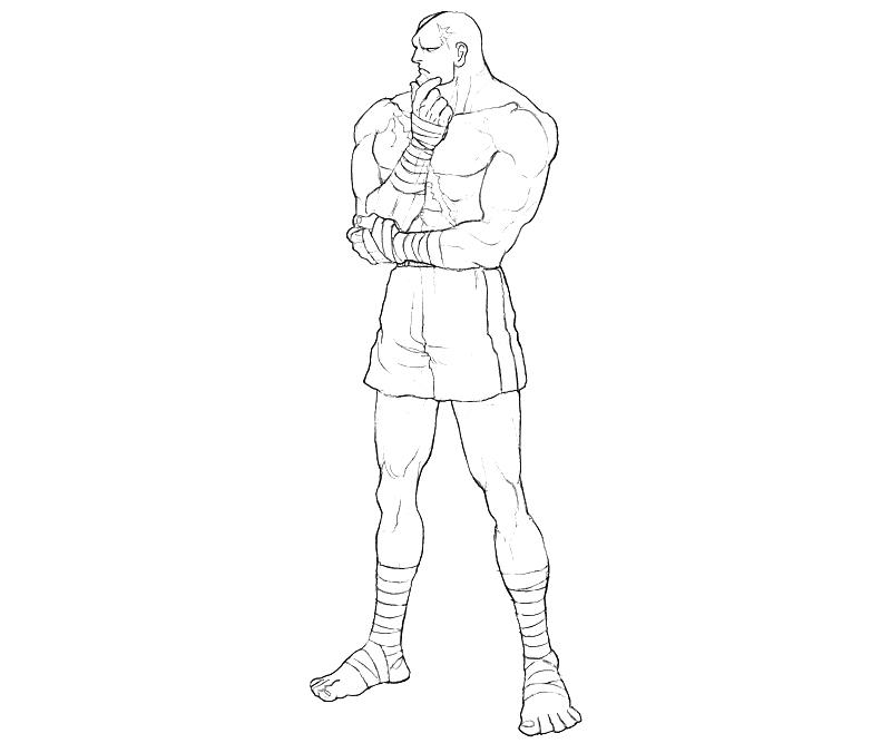 printable-street-fighter-sagat-character_coloring-pages