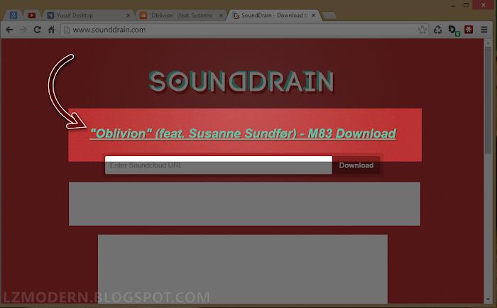 Cara Mudah Mendownload Beragam Musik dan Audio dari SoundCloud