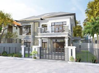 บ้าน 2 ชั้น