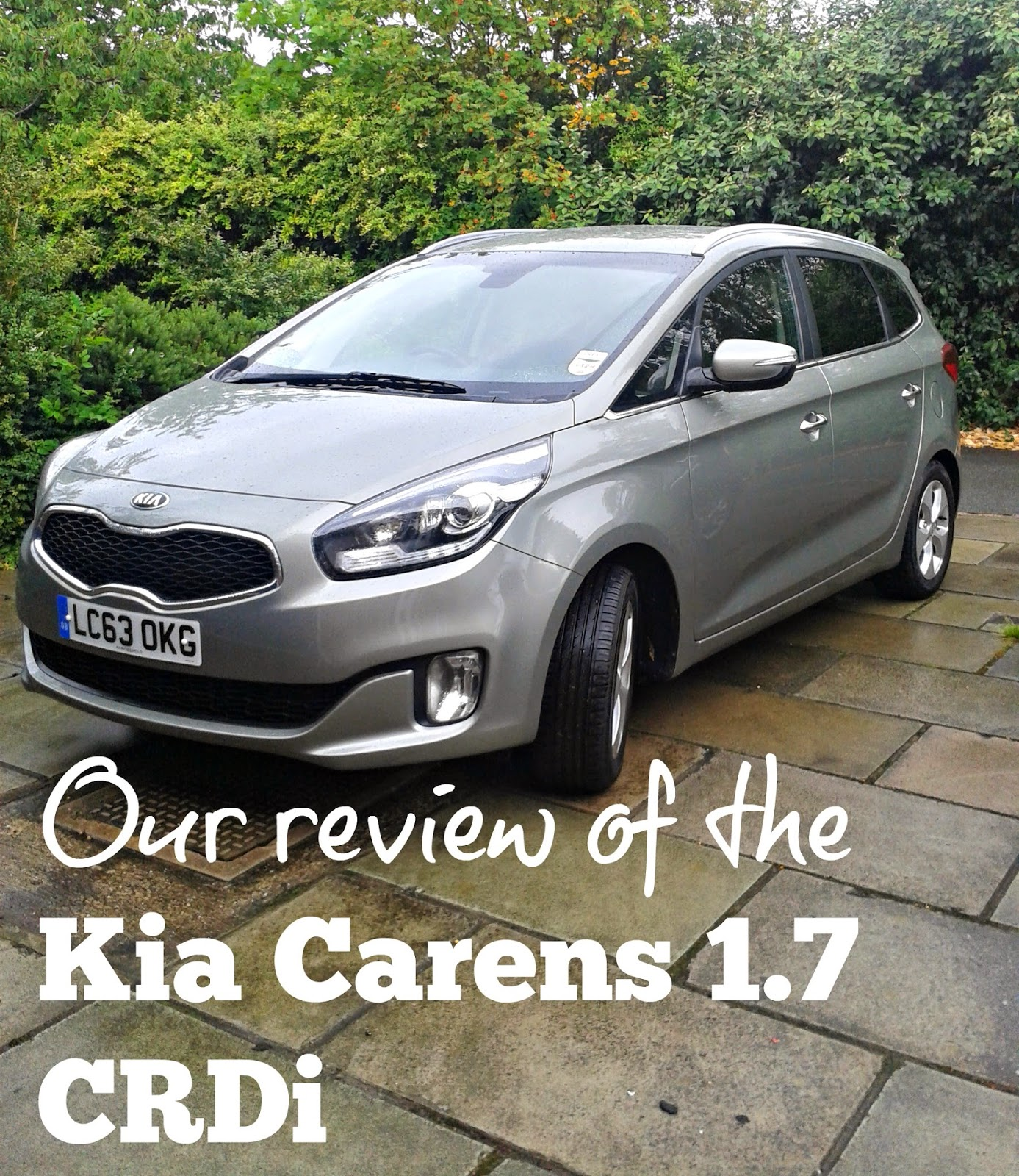 Kia Carens 1.7 CRDi review