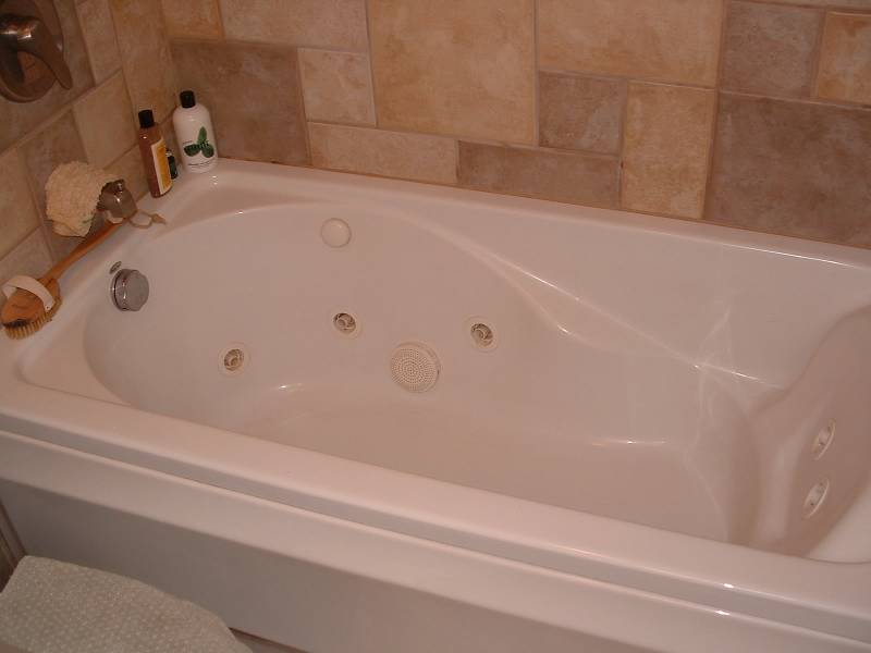 have a tub like this i hate it i m not a hot tub fan there are two