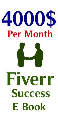 Fiverr Success Ebook